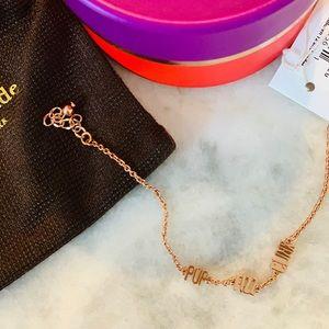 KSNY pop fizz clink champagne celebration bracelet